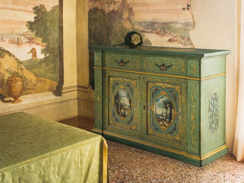 Rudiana Interiors Italian Charming Furniture