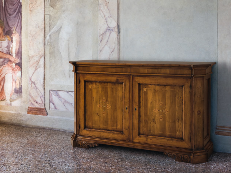 Credenza Con Intarsi : Rudiana interiors italian charming furniture